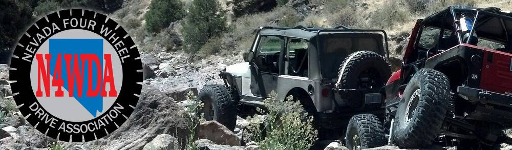 Nevada 4WD Association Website